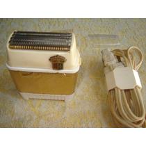 Antigua Afeitadora Eléctrica Remington (funcionando)