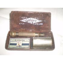 Máquina De Afeitar/ Afeitadora Antigua