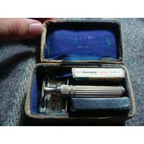 Maquina De Afeitar Los Petisos En Caja Con Repuestos Guillet