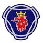 Diseños Matrices P/ Máquina De Bordar Logo Scania