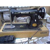 Maquina De Coser Singer Riccar