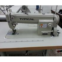 Maquina De Coser Recta Pesada Typical Gc6-28-1h Nueva