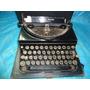 Antigua Maquina De Escribir (portatil)