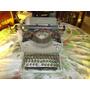 Maquina Escribir Royal Muy Antigua
