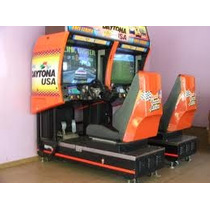 Daytona Twin Japonesa, Video Juego, Games, Como Nueva