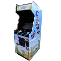 Maquina Multijuegos Arcade Monitor Led 23