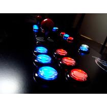 Joystick Arcade Mame, Playcade Twin Nite, Usb, 2 Jugadores