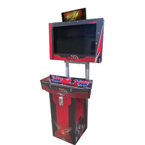 Taito Type X2 Super Street Fighter Arcade + Kof 13 Led 32