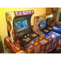 Arcade Multijuegos Bartop 15999 Juegos Hyperspin Y Lcd Nuevo
