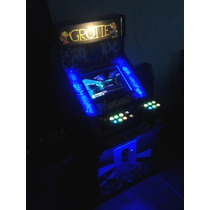 Maquina Multijuegos Arcade 16000 Juegos Hyperspin Fichin