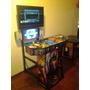 Arcade Multijeugos Lcd 32 , 4 Jugadores Fichin Hyperspin