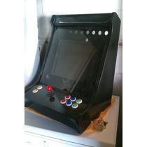 Bartop Arcade Maquina De Juegos A Terminar Detalles
