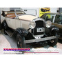 Overland Willys Whippet 1930 - Auto De Coleccion