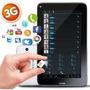 Tablet 7 Android 3g Interno Teléfono Dual Sim Gps Satelital