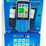 Celular Smooth Snap Dual Sim Whatsapp Camara Libre + Funda