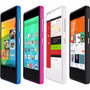 Smartphone Akua Ek4 Vidrio Blindado Flash Led Frontal