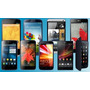 Blackberry Huawei Nokia Samsung Motorola Zte Lg Sony Li-erar