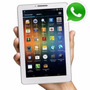 Celular Tablet 7 Quad Core 3g Dual Sim Gps Satelital + Funda
