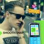 Celular Smooth Simple Snap Whatsapp Camara. Libre + Funda