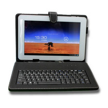 Tablet Dual Core 10 Pulgadas Android 8gb + Funda Con Teclado