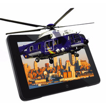 Tablet Pc 7 3g Liberada Dual Core Gps Con Chip De Celular