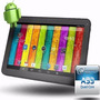 Tablet Pc Android 10 Pulgadas Dual Core Wifi 2cam Full Hd