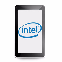 Tablet Pc Intel Atom 7 Android 4.4 8gb Bluetooth 2 Cam Hd