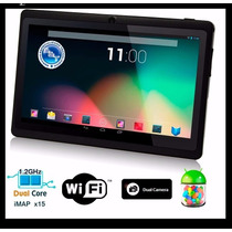 Tablet Hd 7 Pul 4 Gb Interna 1 Gb Ram Quad Core Android Wifi