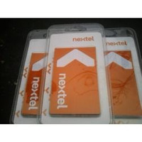 Chip Prepago Nextel Activo Listo Para Usar Con Tu Telefono