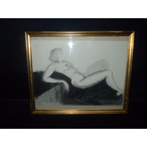 Milchucherias - Cuadro Desnudo C/ Firma Nº 1