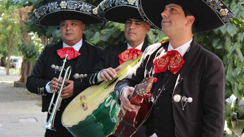 Mariachis Mexico En Bs As, El Autentico Y Original Mariachi
