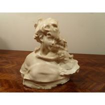 Petit Escultura - Estilo Art- Nouveau - Para Coleccionar