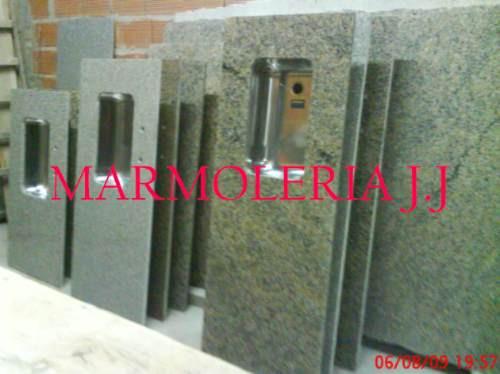 marmoleria jj fabrica de mesadas merlo en mercado