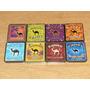 8 Latas Camel - Exotic Blend (tins) (2001) - U.s.a