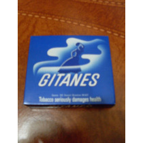 43 - Marquillas Box Gitanes Made In Eu