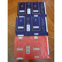 #104 - Lote De 3 Marquillas 2000