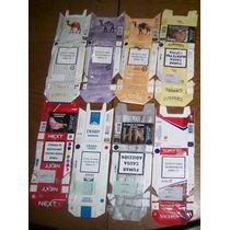 Lote 99 Box Desarmados Nuevas Advertencias Vacios (006)