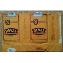 Marquilla Reval Decada Del 60 P/ Coleccion