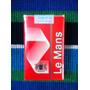 Paquete Cigarrillos Lemans (rojo) 20 Cerrado Antiguo