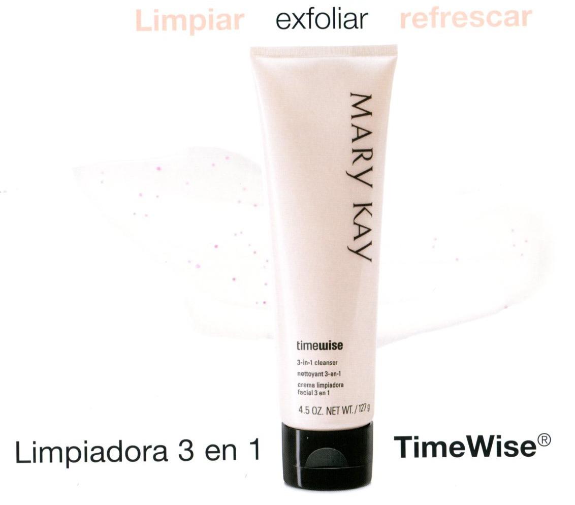 Gel facial exfoliante y limpiador