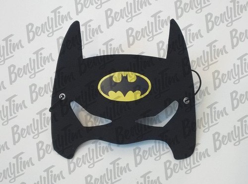Mascaras Antifaces De Goma Eva Superheroes 10 Unidades - $ 135,00 ...