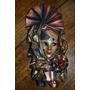 Máscara Venecia Artesanía Para Colgar - Souvenir De Venecia