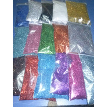 Givre, Purpurina, Glitter Colores Brillantes X 200gs.