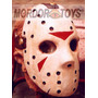 Jason Máscara De Látex Friday 13 Halloween Mordortoys