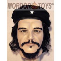 Che Guevara Máscara De Látex Disfraz Halloween Mordortoys