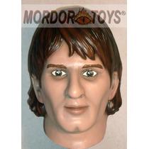 Lionel Messi Máscara De Látex Disfraz Halloween Mordortoys