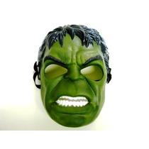 Mascara Hulk Careta Hulk Spider Ironman Avengers Vengadores