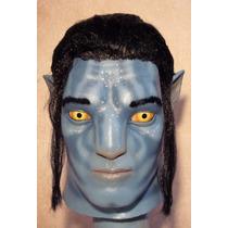 Avatar Máscara De Látex Disfraz Halloween Mordortoys