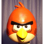 Angry Birds Máscara De Látex Disfraz Halloween Mordortoys