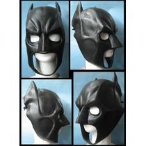 Batman Máscara De Látex The Dark Knight Halloween Mordortoys